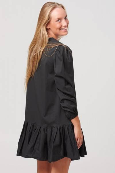 Bilde av NOELLA TAVEN DRESS BLACK