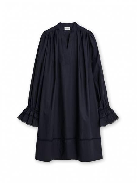 Bilde av BY MALENE BIRGER OFELIANSE ORGANIC COTTON DRESS BLACK