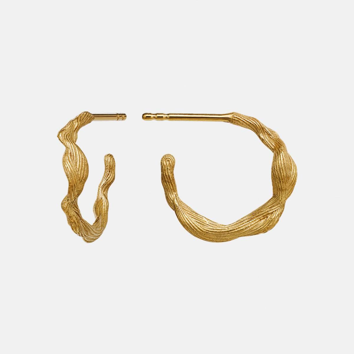 MAANESTEN Ara Earrings Gold